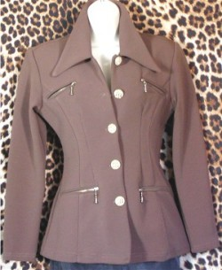 Azidor Collections Gently Worn Ladies Blazer