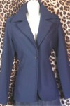 Rampage Navy Gently Worn Ladies Blazer