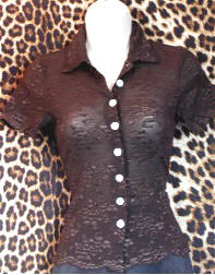 Gently Worn Top Brown gorgeous Shirt