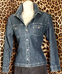 Gently Worn Top Denim Shirt