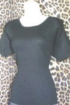 Never Worn Top Rich black
