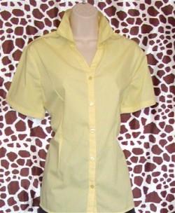 never worn Yellow Shirt