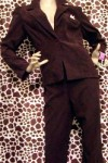 Never Worn 2 Piece Ladies Pant Suit