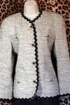 Henri Bendel New York Retro Ladies Blazer