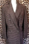 Hand Woven Look Retro Ladies Blazer