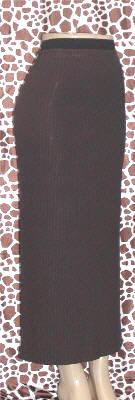 Retro GAP Chocolate Brown Skirt