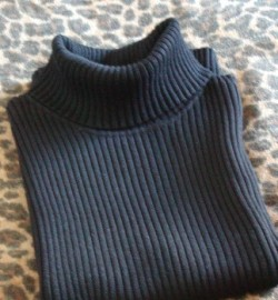never worn Sleeveless Turtleneck