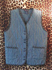 Gently Worn stylish Vest