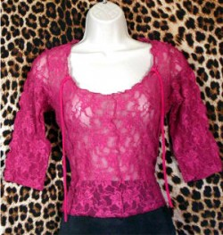 Pre Owned Dusty Rose Shirt