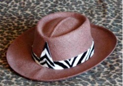 Gently worn Safari Style Summer Hat