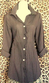 Pre-Owned Beach Star Tunic Jacket