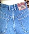 Bongo Gently worn Denim Jeans