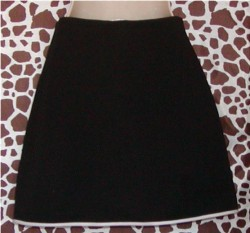 Gently worn Express Tricot Mini Pant Skirt