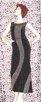 Gently worn Stunning Evening Gown