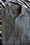 Pre-Owned Woven Shirt Mens Size M