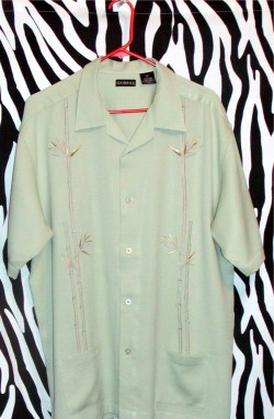 Pre-Owned Vacation Cruise Shirt Mens Size L