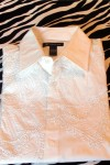 Pre-Owned INC White Cotton Shirt