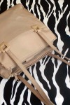 Pre-Owned Liz Claiborne Nude Handbag