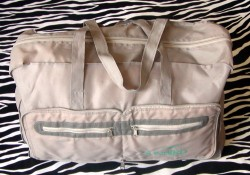 Pre-Owned SUPER-LIGHT Duffle Bag