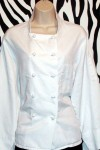 Pre-Owned Unisex Chef's Coat Size X-Large