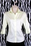 Pale Yellow Banana Republic Shirt