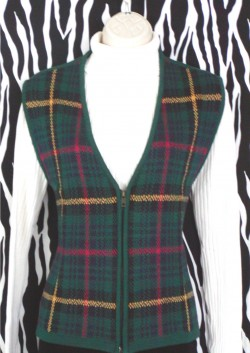 Zippered GAP Vest